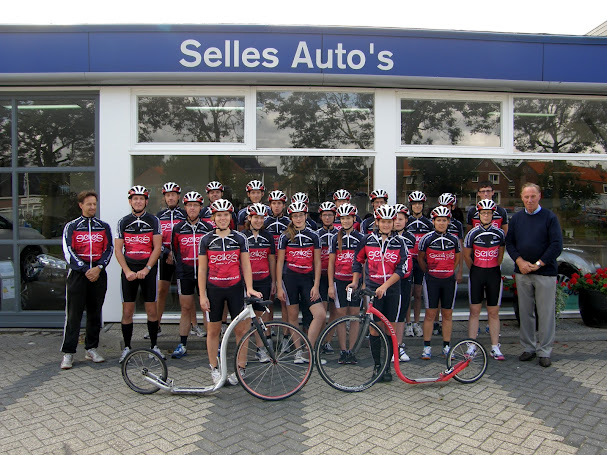 Teamfoto Kamperzeedijk